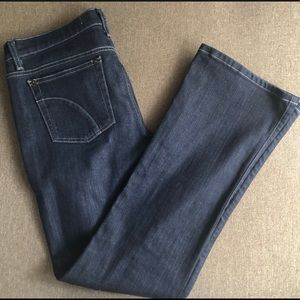 Joe's Jeans dark boot cut. Size 30.